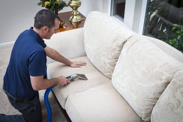 Professional Upholstery Cleaning In Ottawa